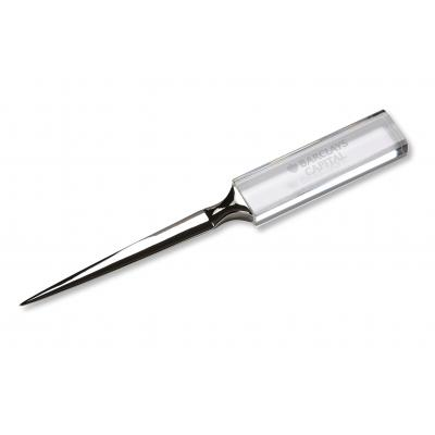 Image of 21.5cm Optical Crystal Letter Opener