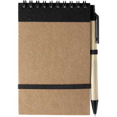 Image of Recycled notebook