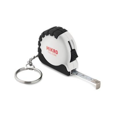 Image of Small measuring tape key ring