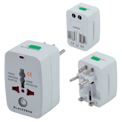 Image of Backpackers Travel Adaptor