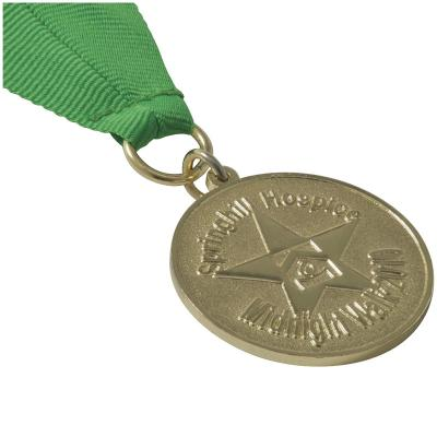 Image of Stamped Iron Medal