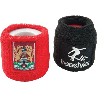 Image of Towelling Sweat Bands (Cotton)