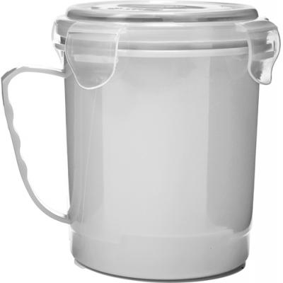 Image of Plastic microwave cup (720 ml)