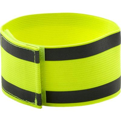 Image of Arm band with reflective stripes
