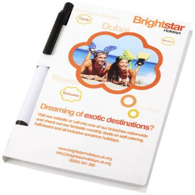 Image of Essential conference pack A6 notepad and pen